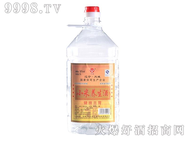 凤城时代小米养生酒50° 5L