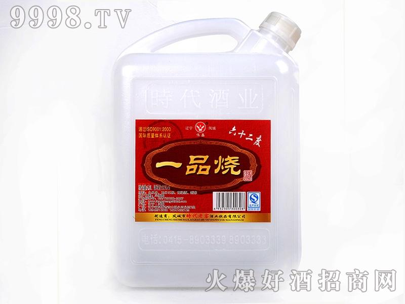 凤城时代一品烧酒62度 4.5L