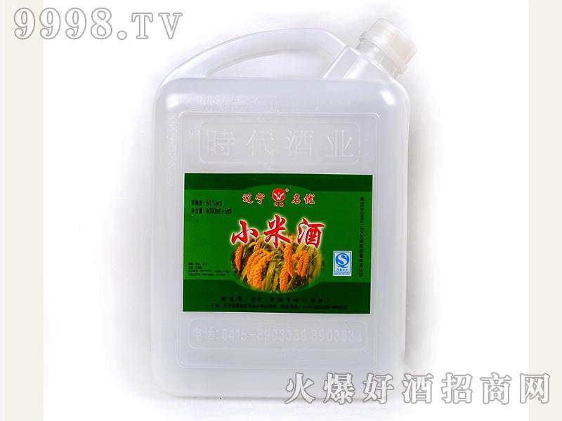 凤城时代小米酒50度4L