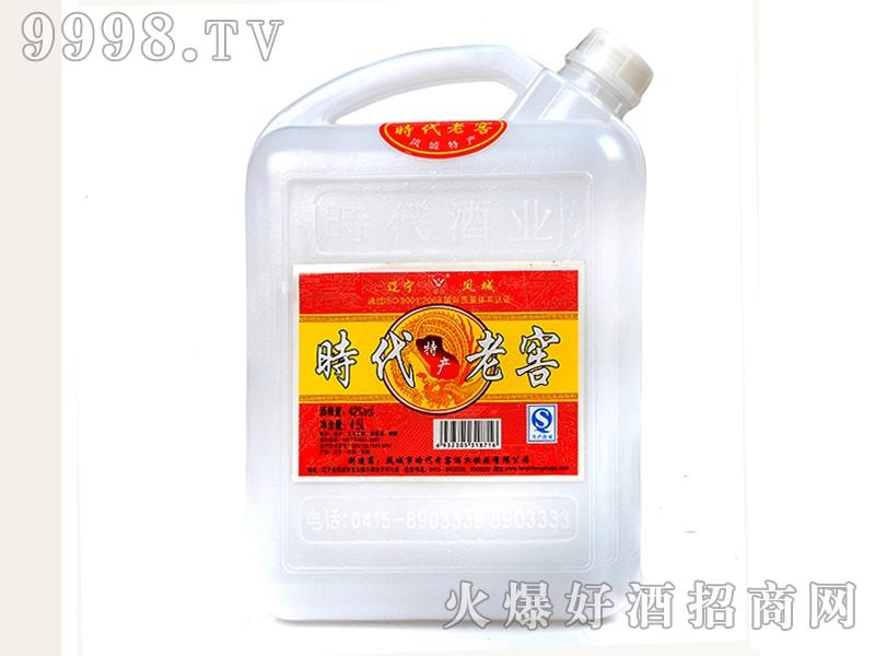 凤城时代特产老窖酒42度4.5L