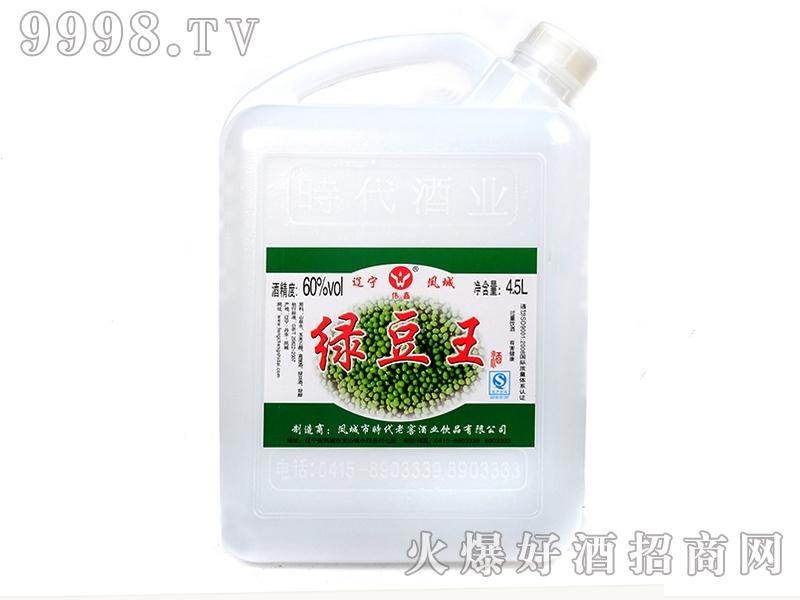 凤城时代绿豆王酒60°4.5L