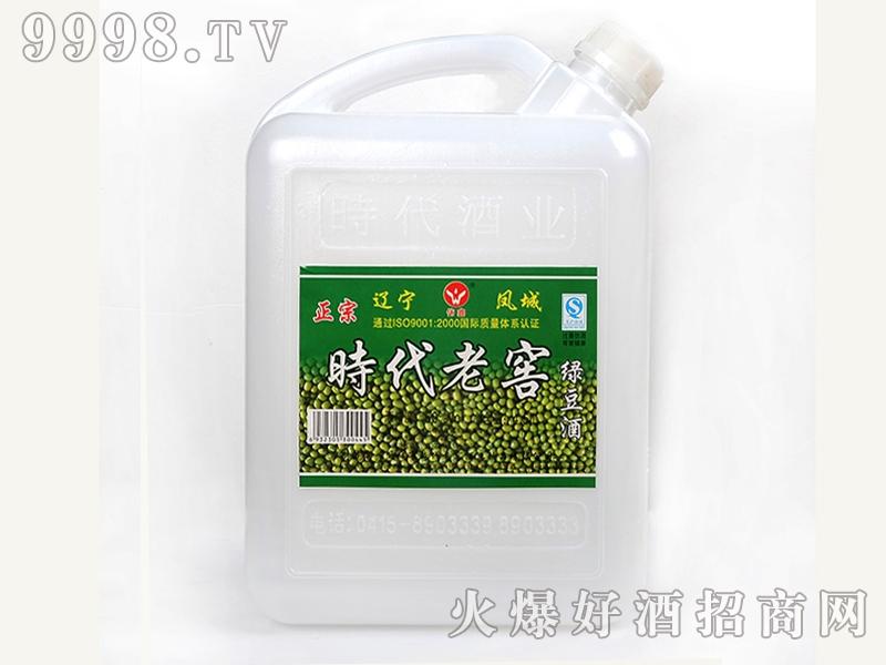 凤城时代绿豆酒50度 4.5L