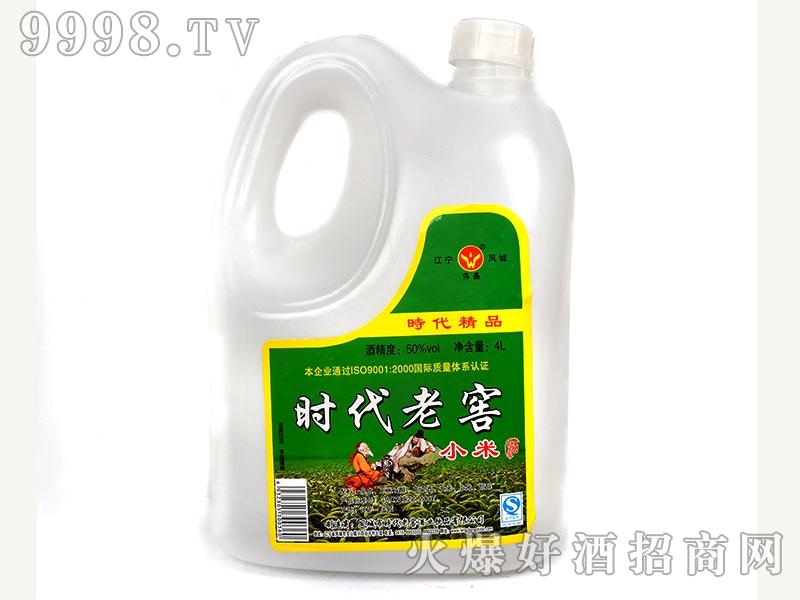 凤城时代老窖小米酒50度4L