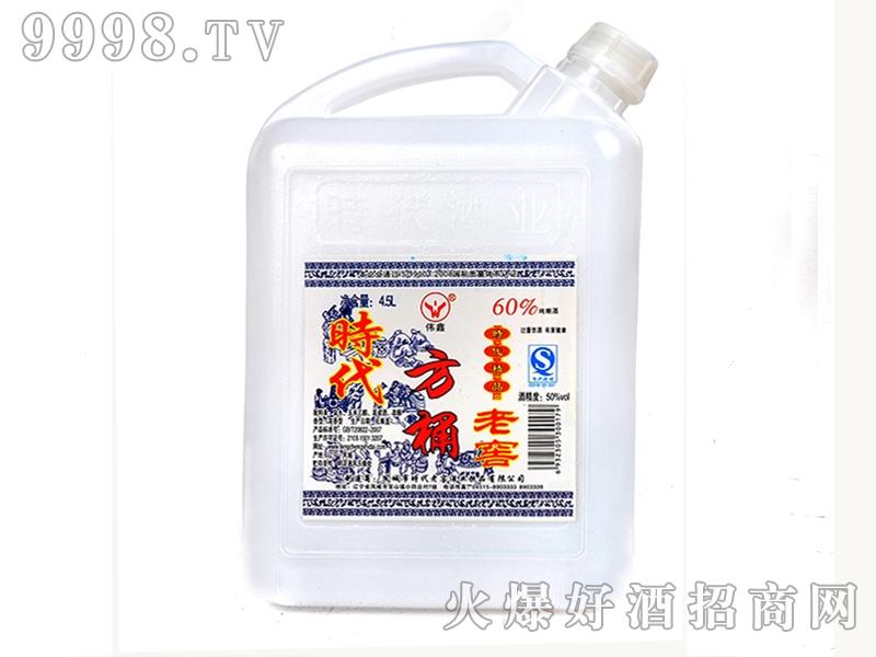 凤城时代方桶老窖酒50°度4.5L