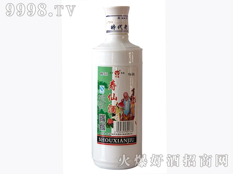 凤城时代寿仙酒52度 500ml