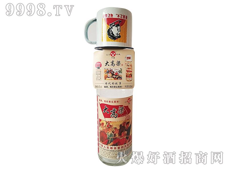 凤城时代大高粱酒 500ml 42度