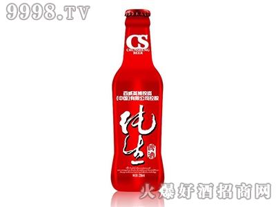 百威英博纯生啤酒