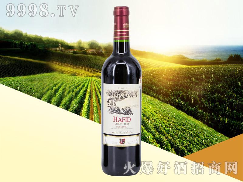 法国・海菲家族美露干红葡萄酒