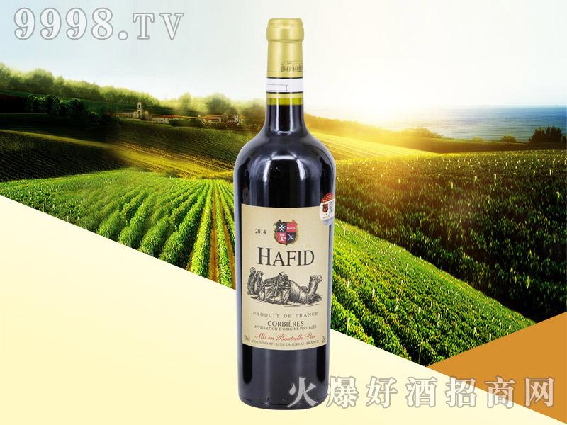 法国・海菲公爵干红葡萄酒