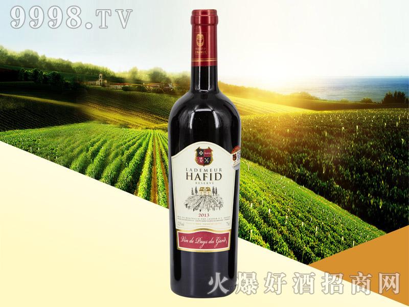 法国・海菲侯爵干红葡萄酒