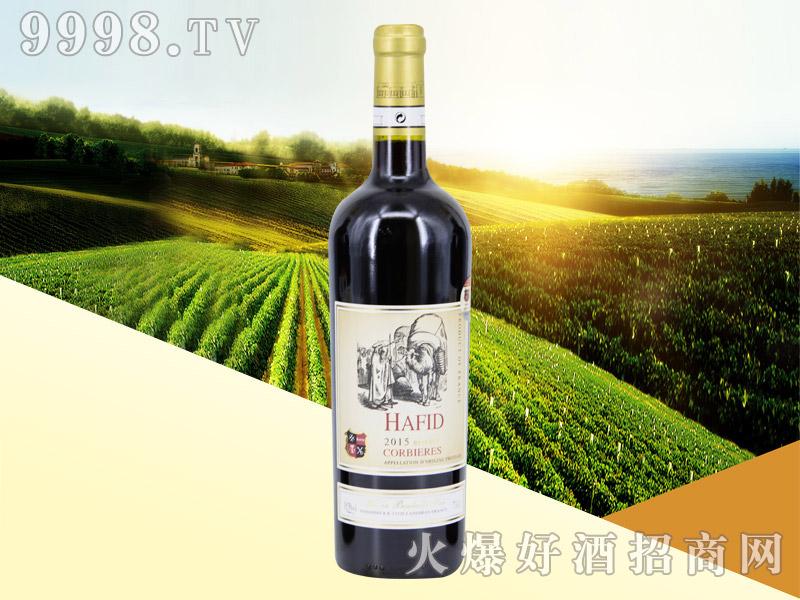 法国・海菲古堡珍藏干红葡萄酒