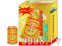 青岛佳品原浆啤酒320ML(箱装)