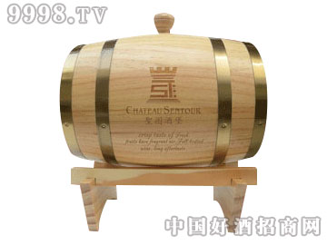 圣图酒堡・5升装橡木桶干红-红酒类信息