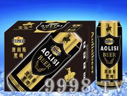 澳利斯黑啤酒500ML
