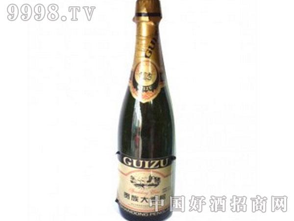 国产贵族香槟酒
