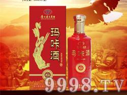 贵州牌玛咔酒-鸿运