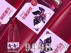 万通蓝莓鲜果山葡萄酒