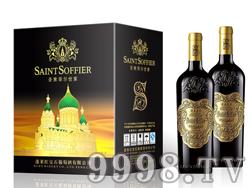 圣索菲尔干红葡萄酒S062