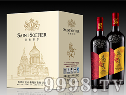 圣索菲尔干红葡萄酒S052