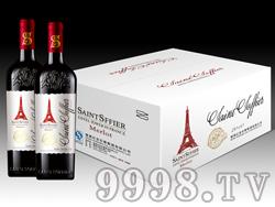 圣索菲尔干红葡萄酒S027