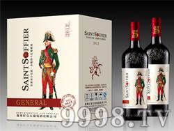 圣索菲尔干红葡萄酒S023
