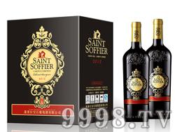 圣索菲尔干红葡萄酒S026