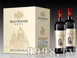 圣索菲尔干红葡萄酒S020