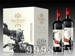 圣索菲尔干红葡萄酒S018
