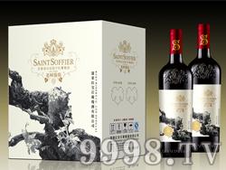 圣索菲尔干红葡萄酒S019