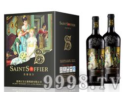 圣索菲尔干红葡萄酒S013