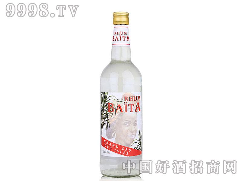 柏塔朗姆酒(白)BAITA-调酒专用1000ml