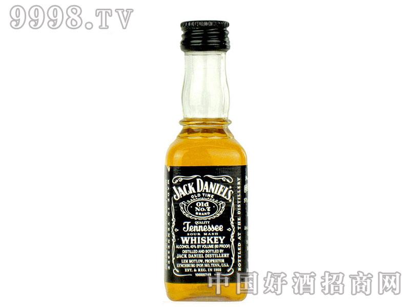 杰克丹尼威士忌50ml小酒版