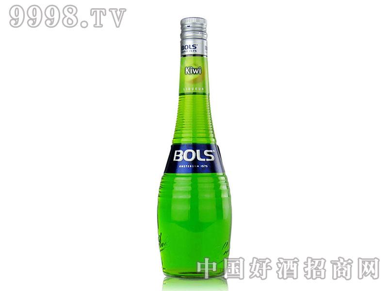 宝狮bols波士奇异果味力娇酒猕猴桃鸡尾酒甜酒