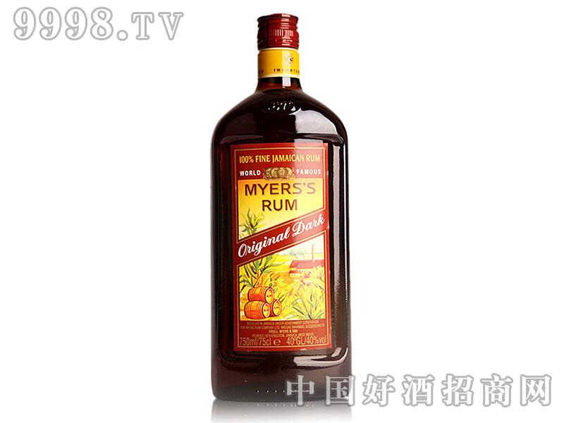 收割机牌美雅士朗姆酒-MYERS'S-RUM