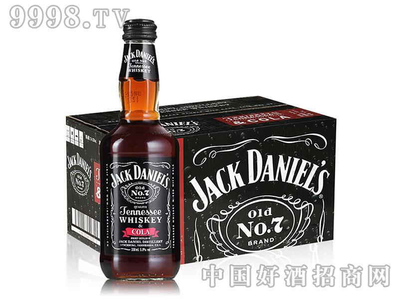 杰克丹尼威士忌可乐汽水酒24瓶