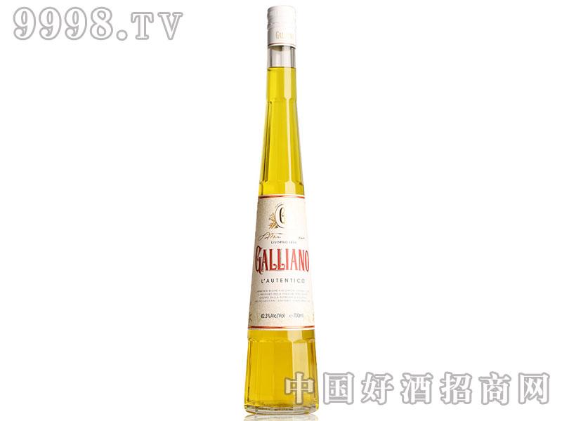 加力安奴香甜酒力娇酒GALLIANO