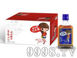 刁小妹酒125ml(蓝标)+箱