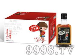 刁小妹酒125ml(黑标)+箱