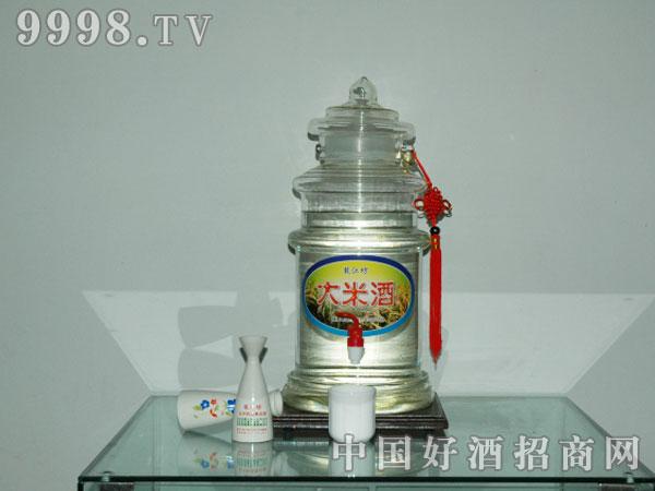 龙江坊大米酒(瓶装)