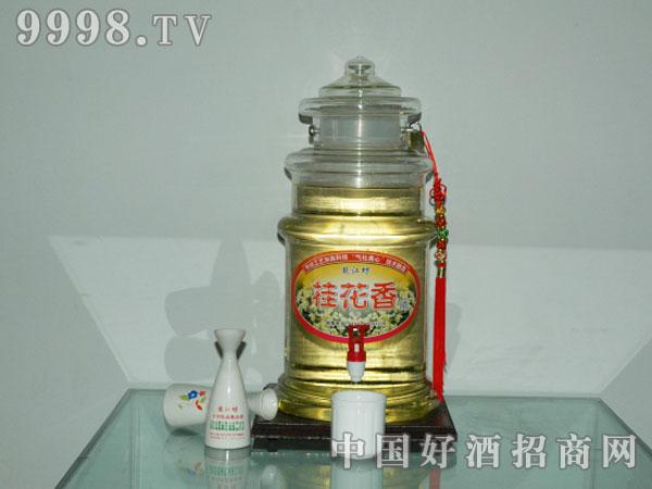 龙江坊桂花酒