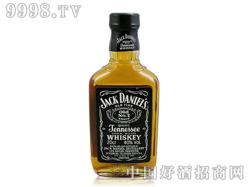 杰克丹尼威士忌-美国进口-200ml