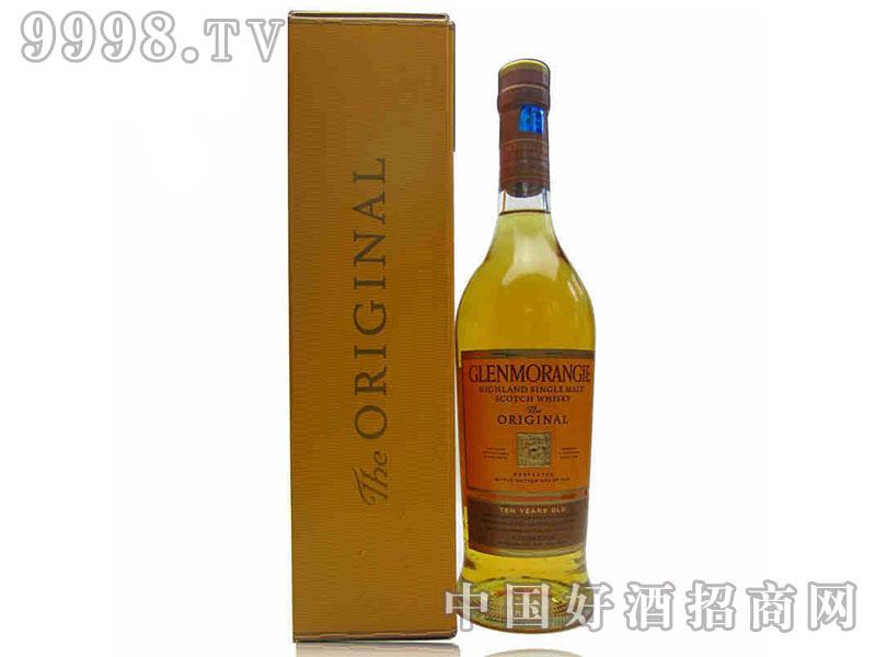 经典格兰杰高地单一麦芽苏格兰威士忌700ml
