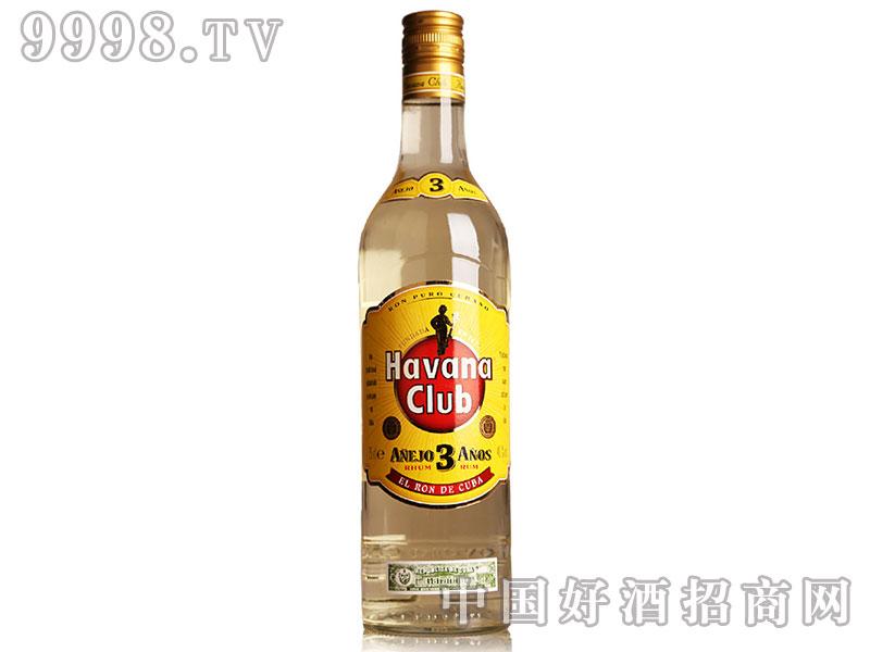 Havana-Club-哈瓦纳俱乐部3年朗姆酒750ML