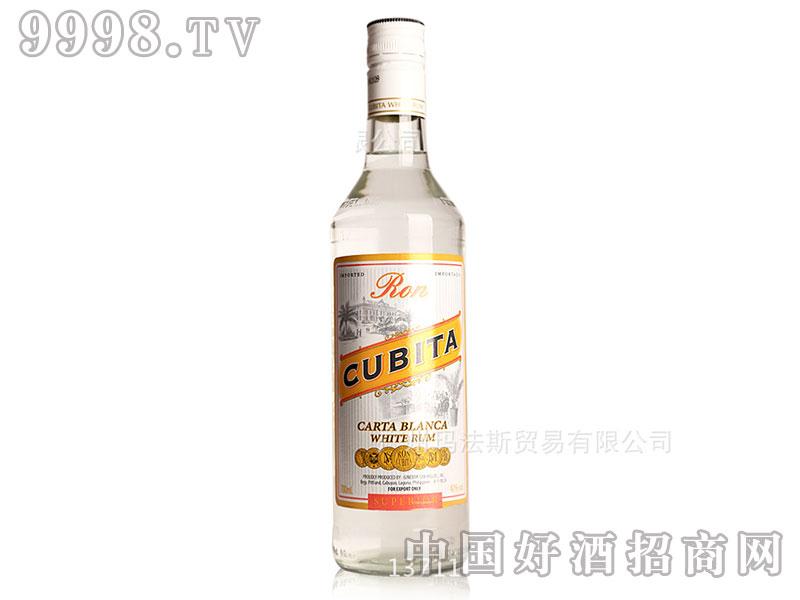 古贝塔白朗姆酒-CUBITA
