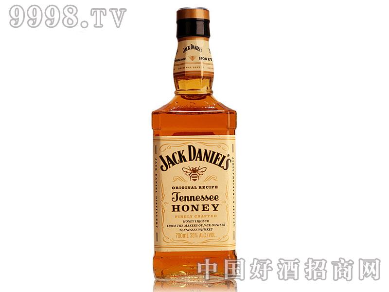 杰克丹尼蜂蜜威士忌酒