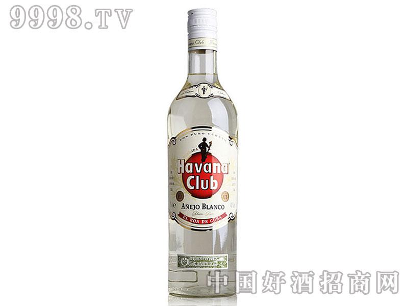 哈瓦纳俱乐部白朗姆酒-750ml