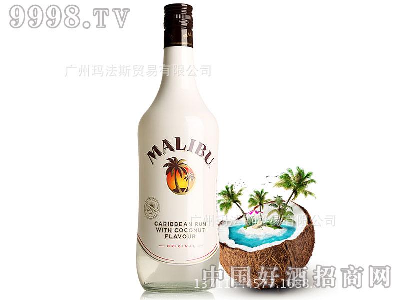 马利宝椰子朗姆酒-MALIBU-RUM