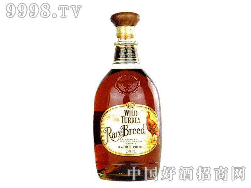 威凤凰珍藏波本威士忌750ml