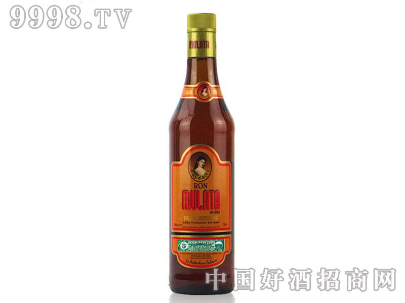 混血姑娘金朗姆酒-700ml