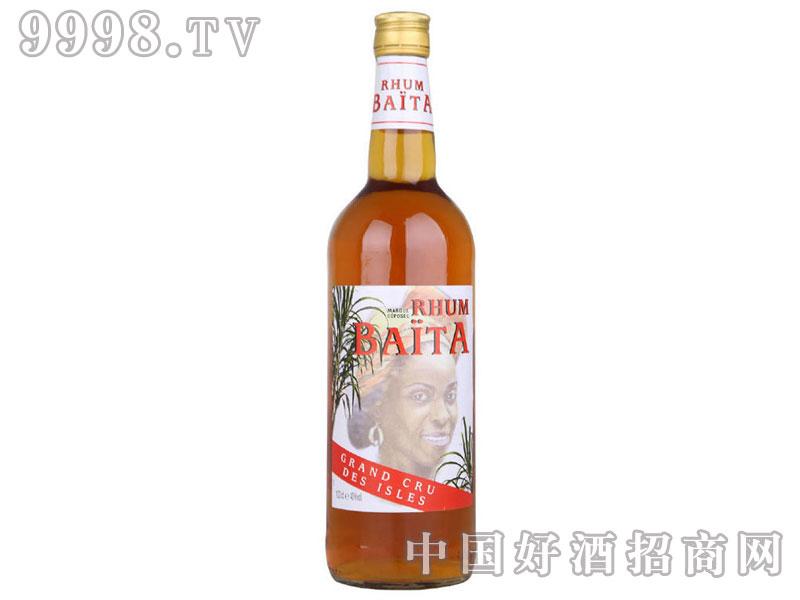 柏塔朗姆酒(褐)1000ml